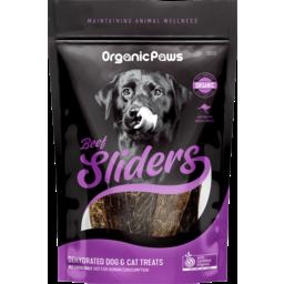 Photo of Organic Paws  Pet Treats - Beef Sliders