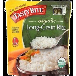 Photo of Tasty Bite Organic Long Grain Rice 250gm