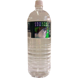 Photo of Crystal Spring Water  1.5l