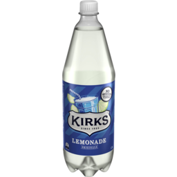 Photo of Kirks Lemonade Bottle Soft Drink 1.25l