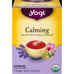 Photo of Yogi Calming Tea Bags - 16 Ct