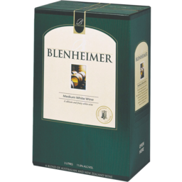 Photo of Blenheimer Cask Medium White 3L