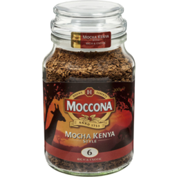 Photo of Moccona Coffee Mocha Kenya 200g