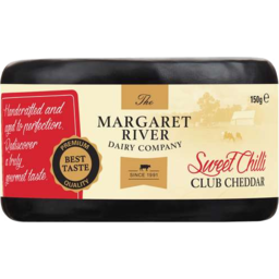 Photo of Margaret River Cheese Ched Sweet Chilli 150gm