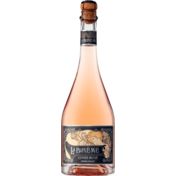 Photo of La Bohème Cuvée Rosé 750ml