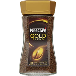 Photo of Nescafe Gold Blend Coffee