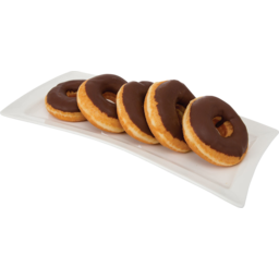 Photo of Choc Ring Donuts Each
