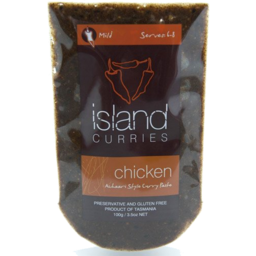 Photo of Island Curries Chicken 100gm