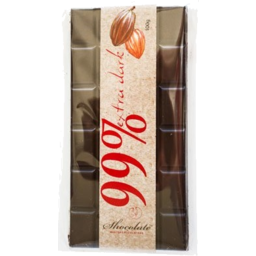 Photo of Shocolate Dark 100% Dark Choc