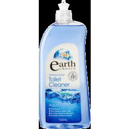 Photo of Earth Choice Toilet Cleaner Aqua Fresh 750ml
