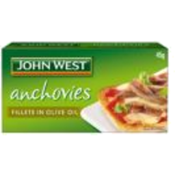 Photo of John West Anchovy 45gm