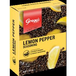 Photo of Gregg's Seasoning Packet Lemon Pepper 65g