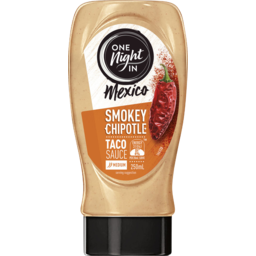 Photo of One Night In Mexico - Smokey Chipotle Taco Sauce 250ml