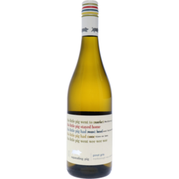 Photo of Squealing Pig Pinot Gris 750ml