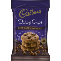 Photo of Cadbury Cooking Chocolate Dark Chip 200g