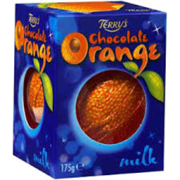 Photo of Terrys Choco Orange Milk Ball 157gm