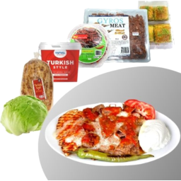 Photo of Iskender Meal Pack With Hot Chee Kofta