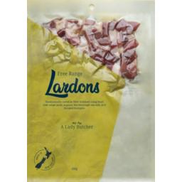 Photo of A Lady Butcher Lardons Free Range 100g