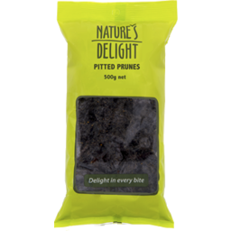 Photo of Natures Prunes 500g