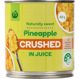 Photo of WW Pineapple Crushed In Juice 425g