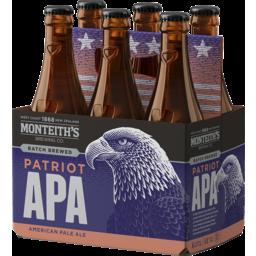 Photo of Monteiths Patriot Apa Bottle