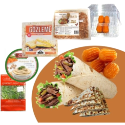 Photo of Chicken Kebab Meal Pack With Three Cheese Gozleme
