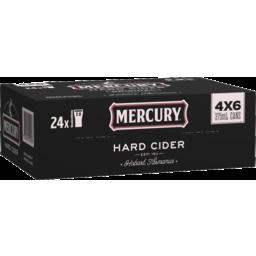 Photo of Mercury Hard Cider 375ml 24 Pack