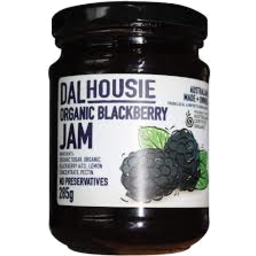 Photo of Dal Housie Organic Blackberry Jam 285g