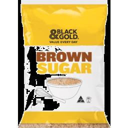 Photo of Black & Gold Brown Sugar 1kg