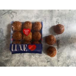 Photo of Luxe Slider (Brioche) Buns (9 Pack)