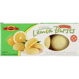 Photo of Jon Jon Gluten Free Biscuits Lemon Filled 9 Pack