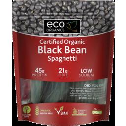 Photo of Eco Organics Pasta - Black Bean Spaghetti