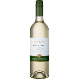 Photo of Corbans White Label Riesling 750ml