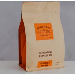 Photo of Byron Bay Coffee Company  Coffee - Espresso – Whole Beans