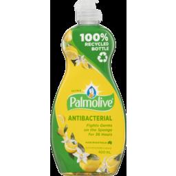 Photo of Palmolive Ultra Anti Bacterial Lemon 400ml