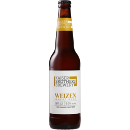 Photo of Kaiser Brothers Weizen 500ml
