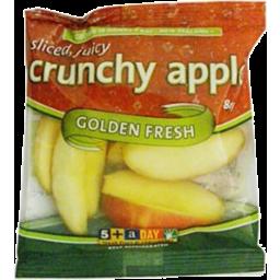 Photo of Golden Fresh Apple Slices 350g
