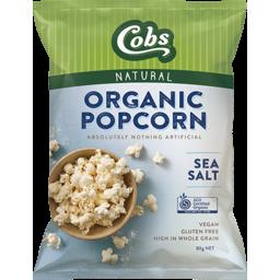 Photo of Cobs Popcorn Sea Salt Organic 80g