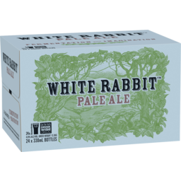Photo of White Rabbit Pale Ale Stubbies