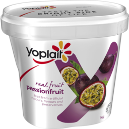 Photo of Yoplait Passionfruit 1kg