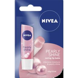 Photo of Nivea Pearly Shine Lip Care 4.8gm