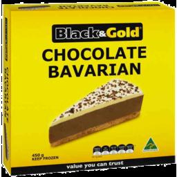 Photo of Black & Gold Bavarian Chocolate 450gm