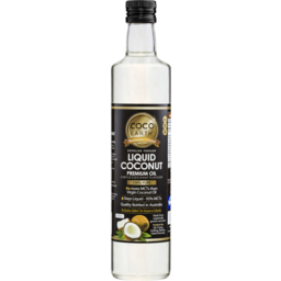 Photo of Coco Earth Liquid Coconut Premium Oil 500ml