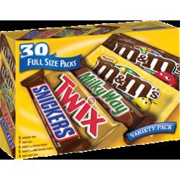 Photo of Mars Chocolate Variety Pack