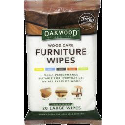 Photo of O/Wood Everyday Wood Wipes 20pk