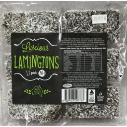 Photo of Luscious Lamingtons 12pk