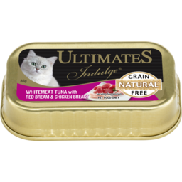 Photo of Ultimates Indulge Tuna With Mt Bream/Chicken Breast 85g