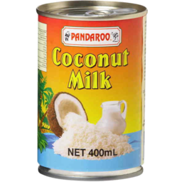 Photo of Pandaroo Coconut Milk 400ml