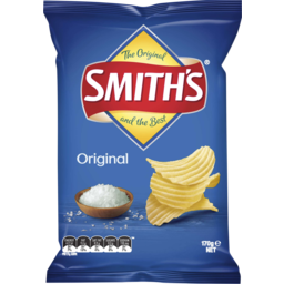 Photo of Smith's Crinkle Cut Original Chips