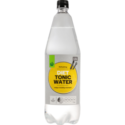 Photo of WW Diet Tonic Water 1.5L